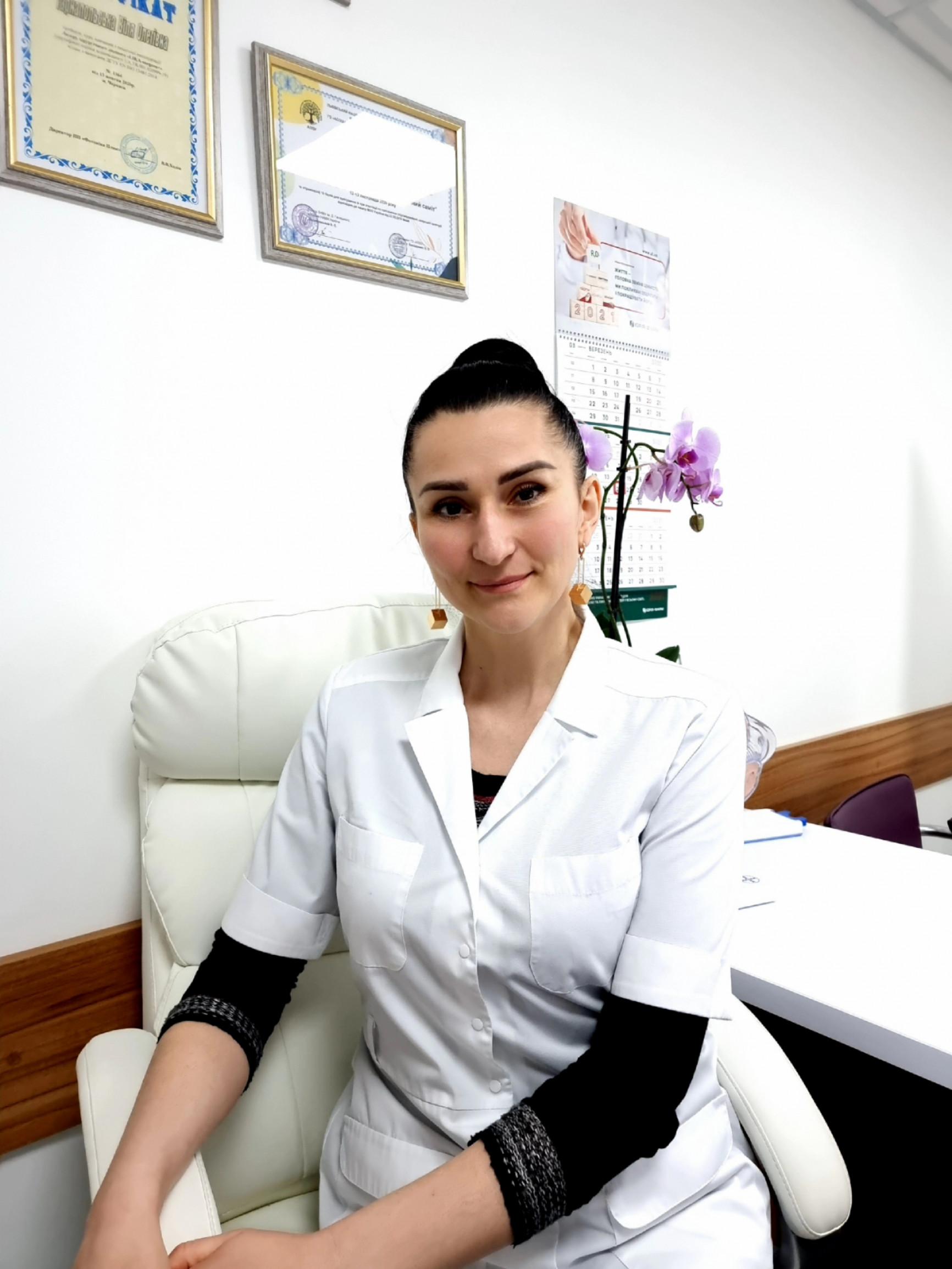 Маліванчук Ольга Василівна
