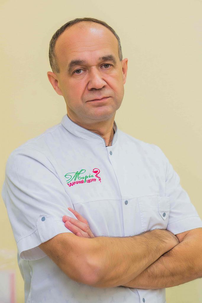 Середенко Роман Степанович