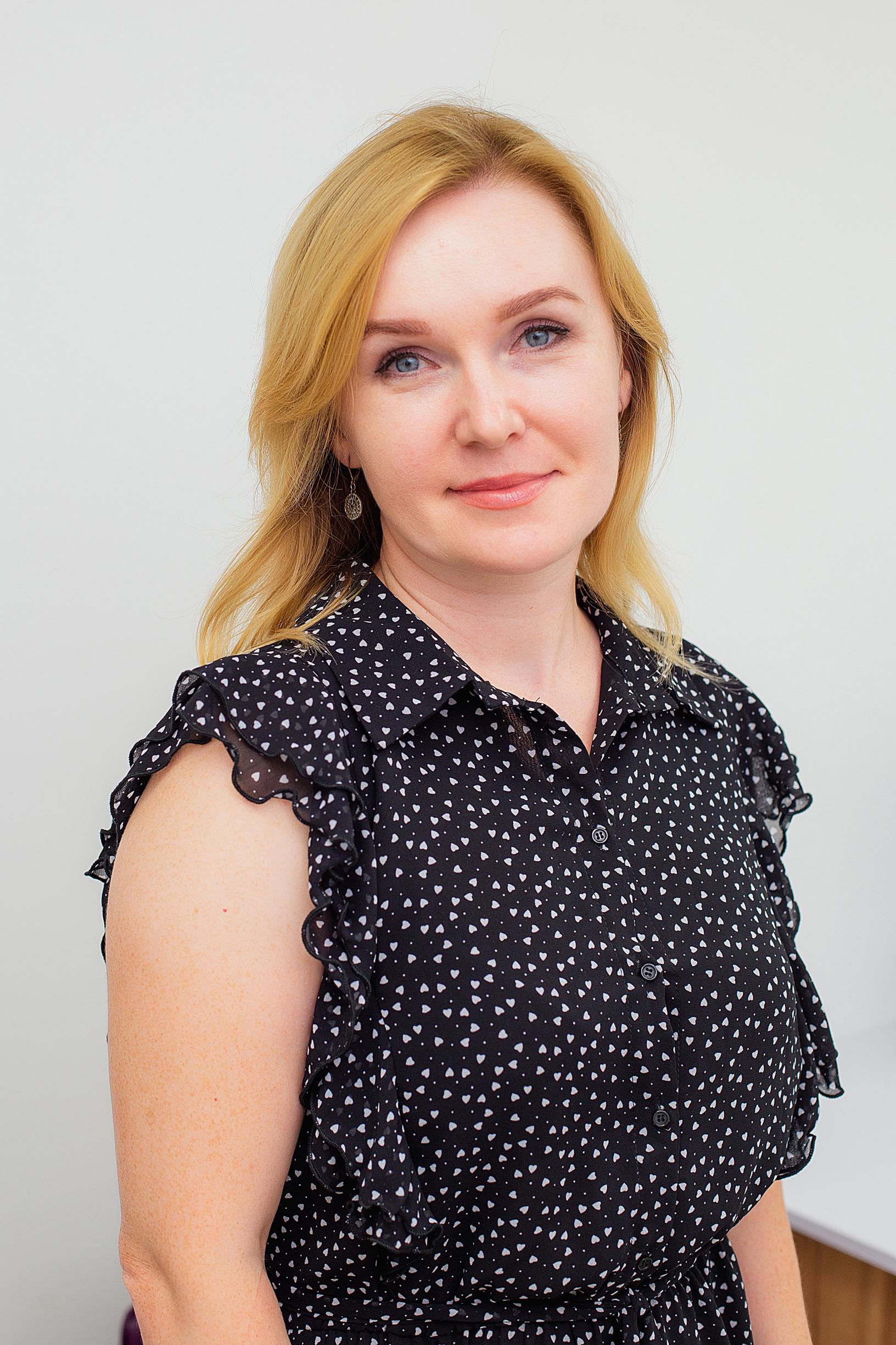 Мельник Ірина Анатоліївна