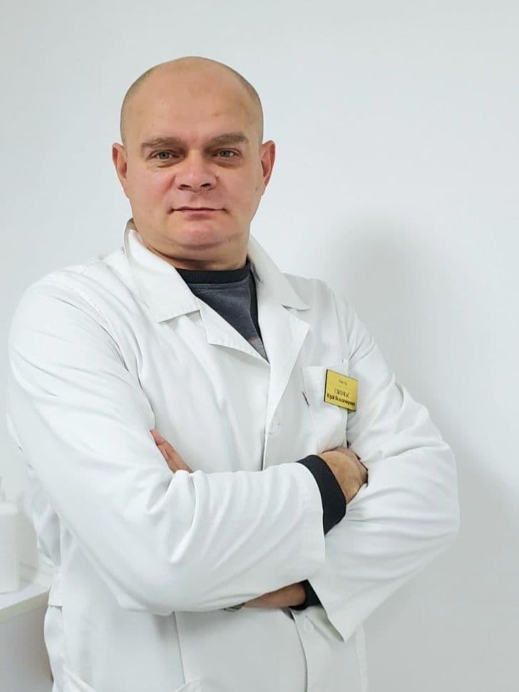Сікомас Юрій Володимирович
