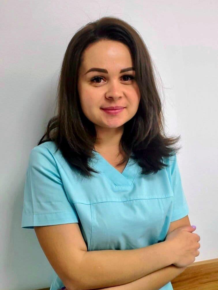 Андріяшко Ілона Володимирівна