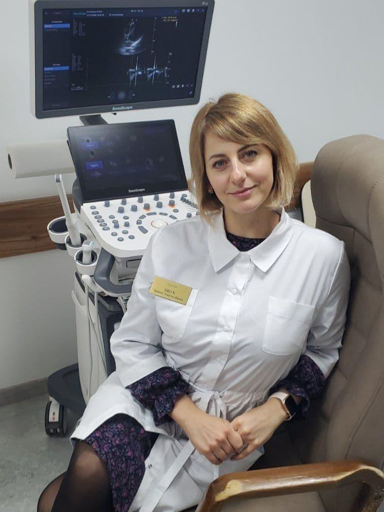Іщук Ірина Анатоліївна