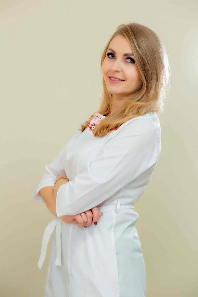 Соломончик  Наталія Володимирівна
