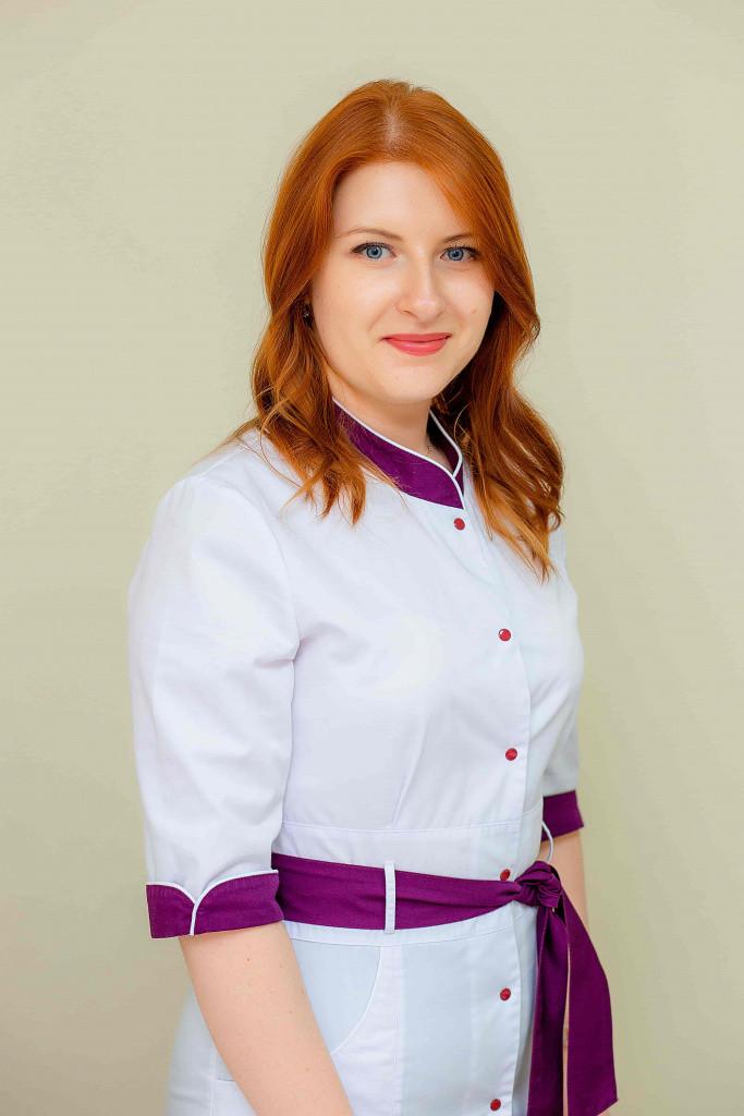 Горбунова Катерина Вадимівна