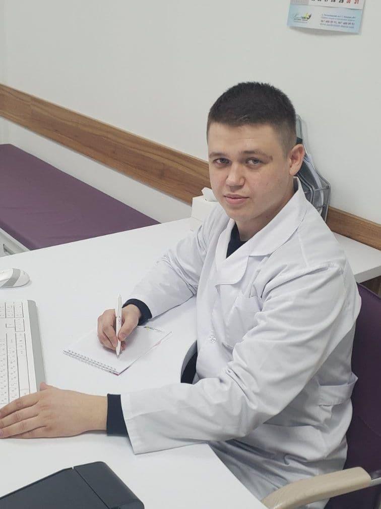Макончук Дмитро Юрійович